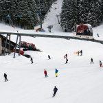 Jasna Nizke Tatry Ski resort train lift
