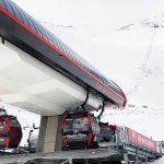 Vysoke Tatry Tatranska Lomnica ski lift