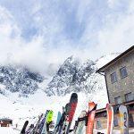 Vysoke Tatry Tatranska Lomnica ski resort