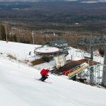 Vysoke Tatry Tatranska Lomnica skiing