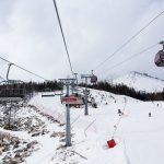 Vysoke Tatry Tatranska Lomnica ski lifts