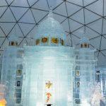Vysoke Tatry Stary Smokovec ice castle