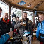 Vysoke Tatry Strbskep Pleso after ski