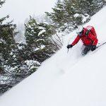 Vysoke Tatry Strbskep Pleso offpiste skiing