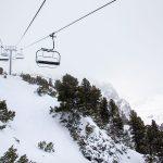 Vysoke Tatry Strbskep Pleso offpiste lift