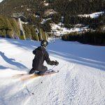 Bormio Santa Caterina slope