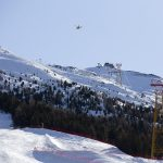 bormio ski area helicopter